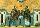 Безсрібники і чудотворці Косма та Даміан