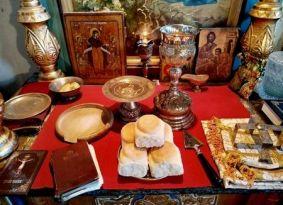 Сучасна практика служіння Літургії Ранішосвячених Дарів