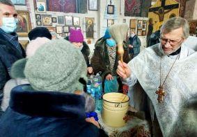 Христос Хрестився! В річці Йордані! (фоторепортаж)