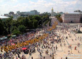 Парафіяни нашого храму візьмуть участь в урочистостях з нагоди святкуванні Хрещення України-Русі
